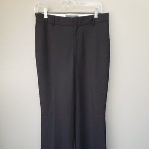 Banana Republic Martin Fit stretch black pants 4